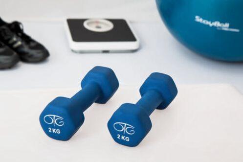 Hjemmetræning til hende | styrketræning