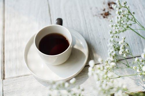 Nyd en kop kaffe med træningen