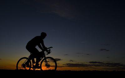 konditionstræning med cykling