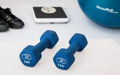Hjemmetræning til hende   styrketræning